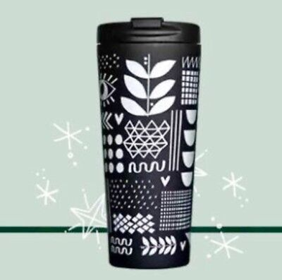 Nwt Starbucks Coffee And Tea Refill Tumbler Cup-Free Refills In January