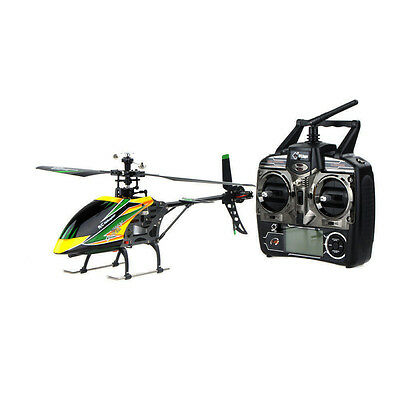 WLtoys Large V912 4CH Single Blade RC Remote Control Helicopter With Gyro