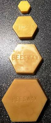 PURE ORGANIC Australian Beeswax -  Straight From The Beekeeper - 500g Block