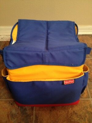 Fisher-Price Large Toy Tote Bag