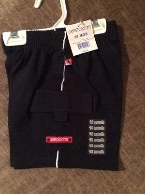 NEW Sprockets 18 month shorts