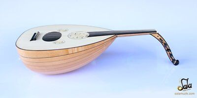 Professional Turkish Oud String Instrument Ud HSO-303