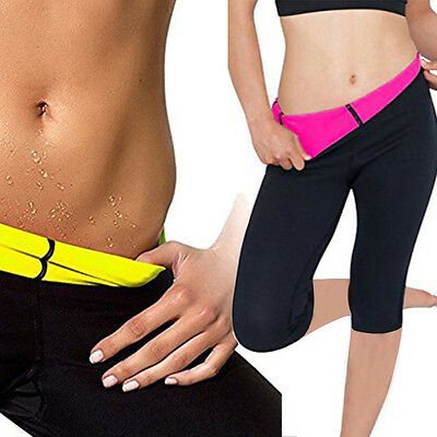 a0532a322807d Neoprene Hot Slimming Shaper Pants Thermo Wear Capri Short Weight Loss  HB-2050