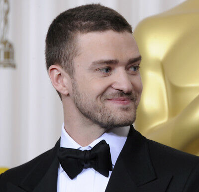 Justin Timberlake UNSIGNED photo - K8051 - At the Oscars