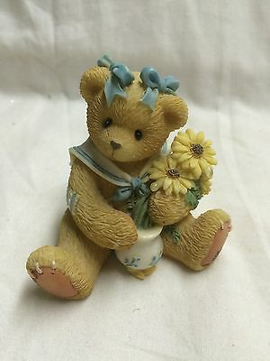 Cherished Teddies- Brown Eyed Susan