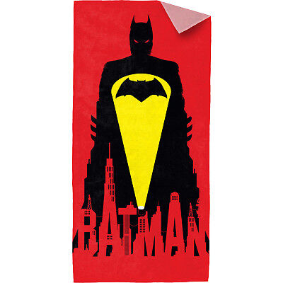 "DC Comics - Batman vs. Superman - Strandtuch ""Batman – Bat Signal"", ca. 150 x 75"