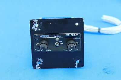 PS Engineering PM-100-II Panel Intercom P/N: 11922 (21370)