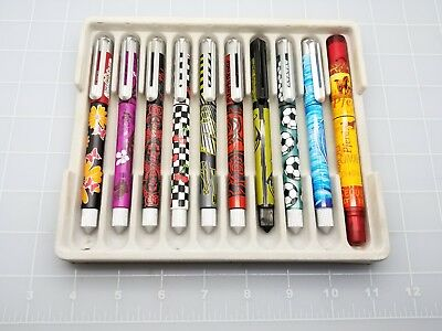 Judd's Lot of 10 NEW Online Rollerball Pens - Lot #6