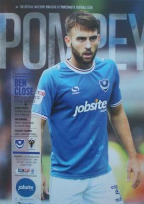* 2017/18 - PORTSMOUTH v AFC WIMBLEDON (26th December 2017) *