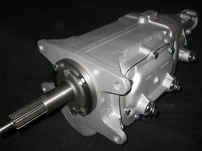 MUNCIE M-22 ROCK Crusher Four Speed Transmission - New Gears - Show Car  Quality