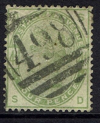 Great Britain, Used, 103, Shade, Nice