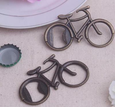 Bottle Opener Bicycle Bike Shape Alloy Tool Wedding Party Gift Souvenirs