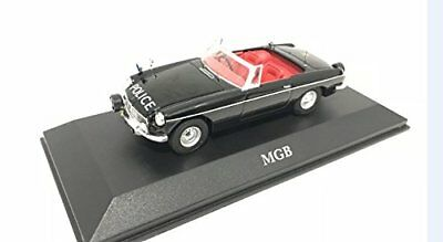 Atlas Editions - MGB 'Best of British Police Cars' - Model Scale 1:43