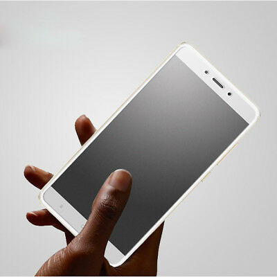 Matte Anti-Glare Frosted Tempered Glass Screen Protector for Xiaomi Redmi Phone