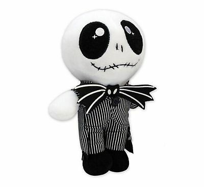 The Nightmare Before Christmas Baby Jack Skellington Plush Doll Anime Toy 8 inch