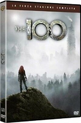 The 100 - Stagione 3 (4 DVD) - ITALIANO ORIGINALE SIGILLATO -