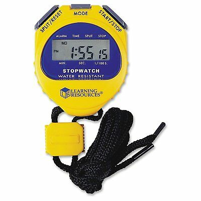 Learning Resources Big-Digit Stopwatch - LRNLER0525 FREE SHIPPING!