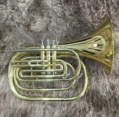 Marching French Horn King 1122 Made In USA