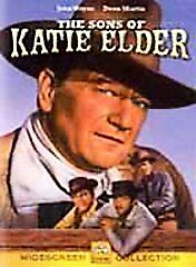 The Sons of Katie Elder  (DVD, 2011, Widescreen)  Brand New