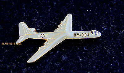 B-36 Peacemaker Hat Lapel Pin Up Us Air Force Sac Afb Bomber Pilot Crew Gift Wow