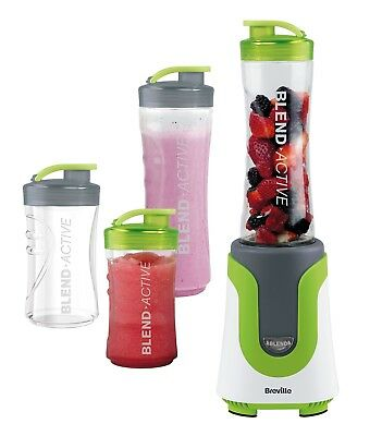 Blender Smoothies Shakes Slushies Protein Drinks One Touch Blending **Free P&P**