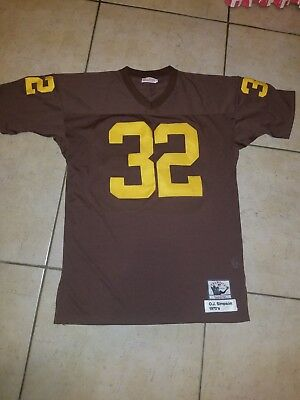 top fashion 1da7e 90ffc OJ SIMPSON THROWBACK Usc Trojans College Jersey Mitchell & Ness Xxl 2Xl  Vintage
