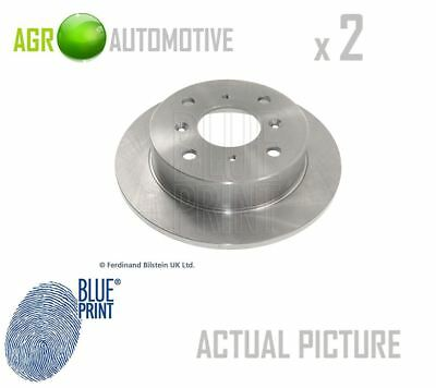 2x Apec Braking 300mm Solid OE Quality Replacement Brake Discs Pair DSK3146