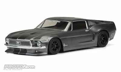 Proline Racing - 1968 Ford Mustang Clear Body for VTA (Vintage Trans Am)
