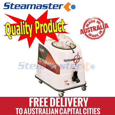 portable carpet cleaning carpet steam cleaning machines Polivac Terminator