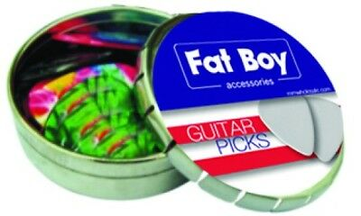MMMR-FBP12TIN-Fatboy 12 Piece Pick Tin