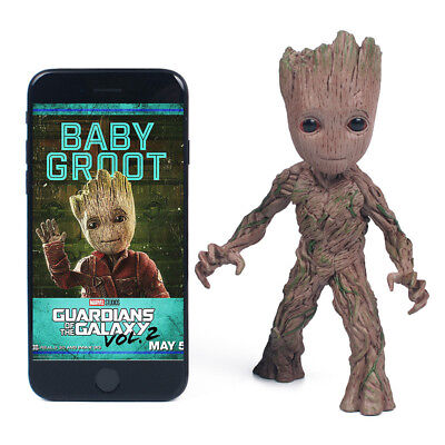 Guardians of The Galaxy Vol Groot Action Figure Model Doll 15CM Toy Statue