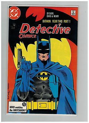 Detective Comics (1937) #  575-578 SET (8.0/9.0-VF/VFNM) YEAR TWO (216555)