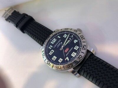 415bdbba765b Chopard Mille 1000 Miglia Gran Turismo 8955 Black 40mm Automatic Men s Watch
