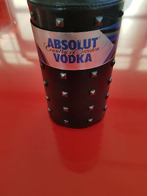 Absolut Vodka French Rock Blue Chrome