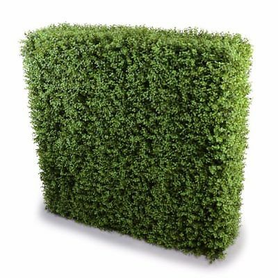 Deluxe Portable Buxus Hedges UV Stabilised 15x150 cm