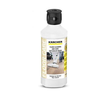 GENUINE KARCHER FC5 RM 534 Cleaning Detergent For Sealed Wood (6295941)