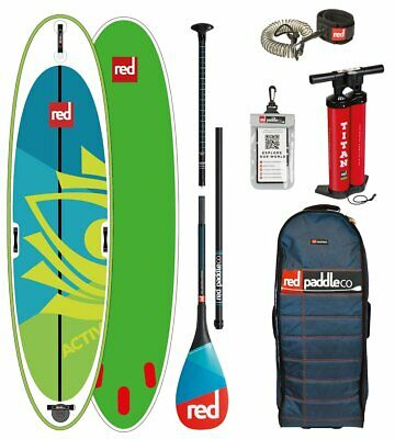 Red Paddle Co 2018 10.8' ACTIV YOGA Set Package Stand Up Paddle Sup Board