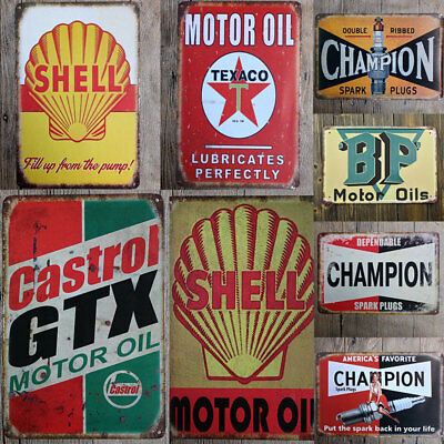 Vintage Metal Tin Sign Plaque Poster Bar Wall Pub Home Decor Club