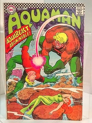 Aquaman #34 (1962) 5.0 VG/FN Haney/Cardy