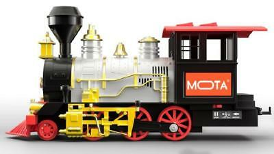 Mota Classic Holiday Christmas Train Set With Sound & Lights READ DETAILS