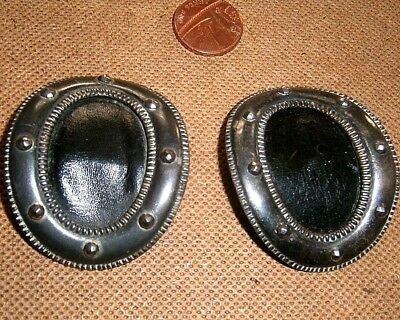 Pair Of Antique Shoe Buckles