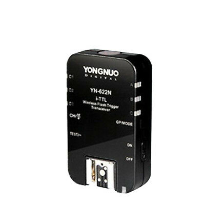 1pc Yongnuo YN-622N Wireless Trigger i-TTL Flash for Nikon D300 D90 D80 D5000 US