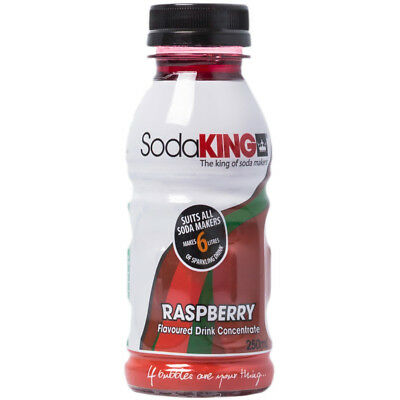SodaKING Raspberry Syrup 250mL