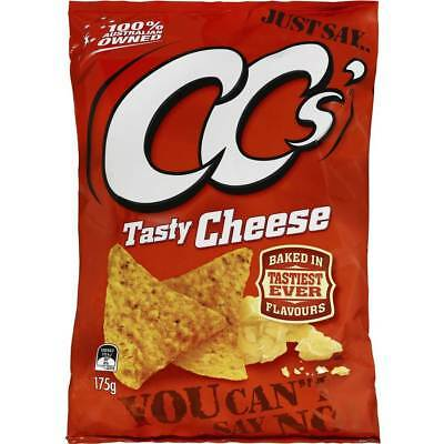 Cc's Corn Chips Tasty Cheese - 175g