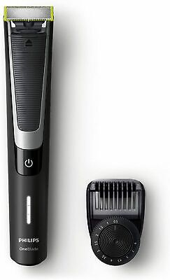 Philips Norelco Oneblade QP6520/70 Pro Hybrid Electric Trimmer Shaver