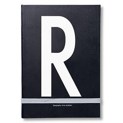 Design Letters Notizbuch R