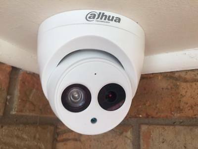 Dahua 4MP IPC-HDW4433C-A Built-in MIC Home Outdoor Security PoE IP Camera 3.6mm