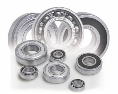 6002 TIMKEN Radial Ball Open Bearing Size 15mm x 32mm x 9mm