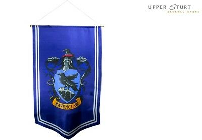 Harry Potter - Ravenclaw Satin Banner FAST 'N FREE DELIVERY