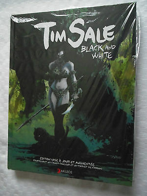 Tim Sale   Black And White